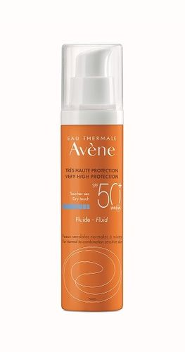 Avène Very High Protection Fluid SPF50+ 50 ml
