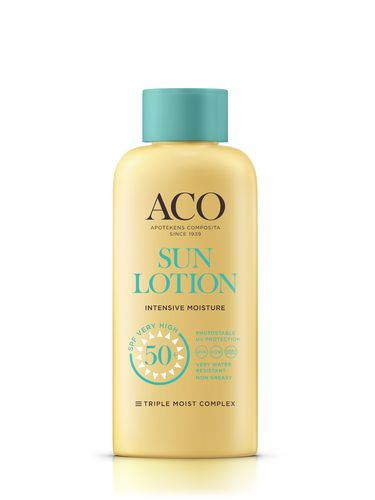 ACO Sun Lotion SPF 50+ 200 ml