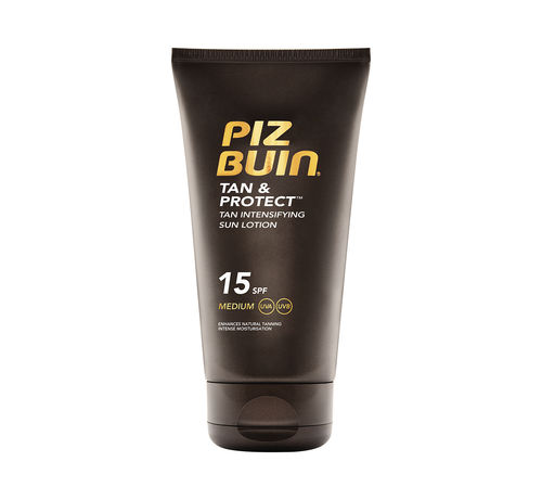 Piz Buin Tan & Protect SK15 aurinkosuojavoide 150 ml