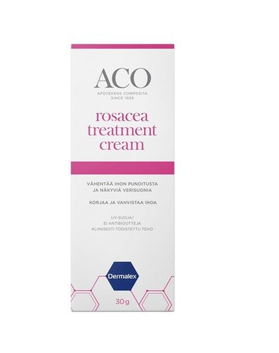 ACO Rosacea Treatment Cream 30 g (ent. Dermalex)