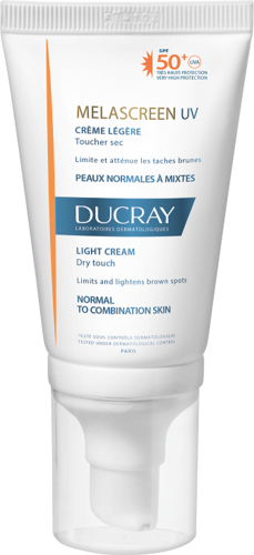 Ducray Melascreen UV SPF50+ Light Cream 40 ml