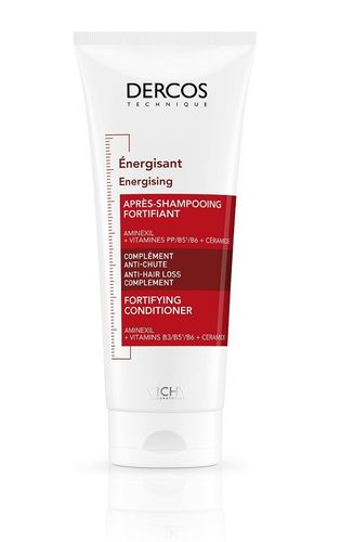 Vichy Dercos Energising Hoitoaine 200 ml
