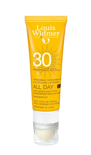 LW All Day 30 & Lip Care UV50 25 ml