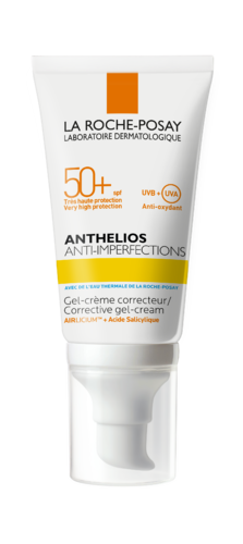 La Roche-Posay Anthelios Anti-Imperfections aurinkosuojavoide SPF50+, 50 ml