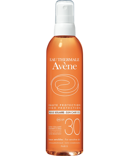 Avène Sun Care Oil SPF30 200 ml
