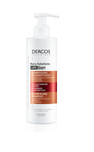 Vichy Dercos Kera-Solutions Resurfacing shampoo 250 ml