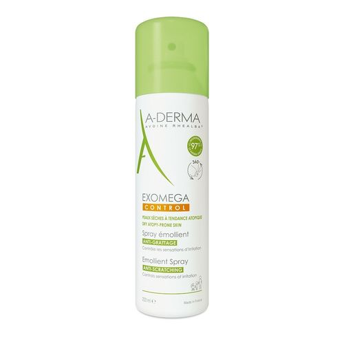 A-Derma Exomega Control Spray 200 ml