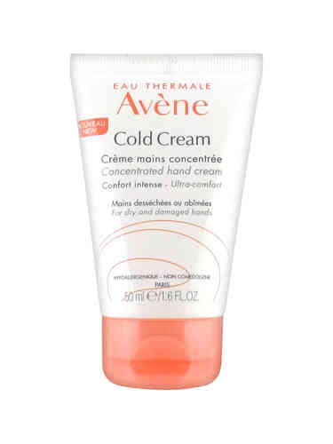 Avène Cold Cream Hand Cream 50 ml