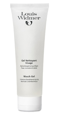 Louis Widmer Facial Wash Gel 125 ml