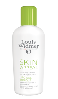 Louis Widmer Skin Appeal Lipo Sol Lotion 150 ml