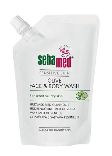 Sebamed Olive Face & Body Wash