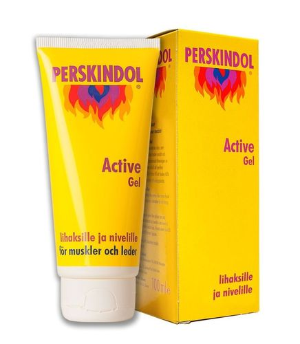 Perskindol Active geeli 100 ml
