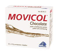 MOVICOL CHOCOLATE ummetuslääke 30 annospussia