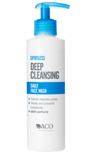 ACO SPOTLESS Daily Face Wash 200 ml