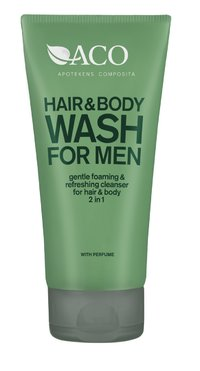 ACO Hair & Body Wash for Men 200 ml