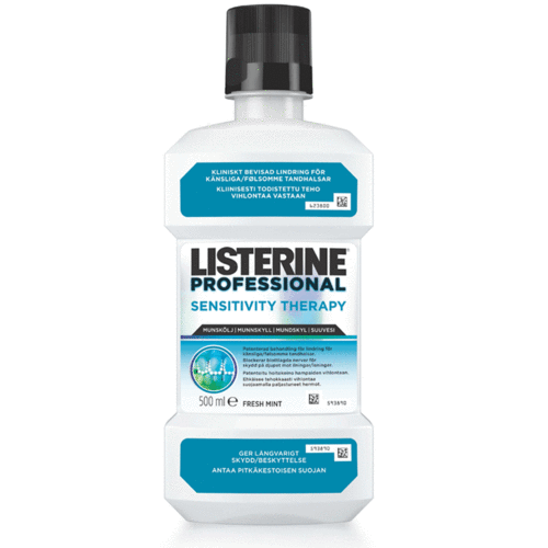 Listerine Professional Sensitivity Therapy 500 ml