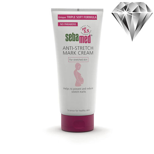 Sebamed Anti-Stretch Mark Cream Raskausarpivoide 200 ml *