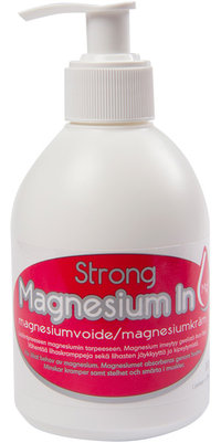 Magnesium In Strong magnesiumvoide 300 ml
