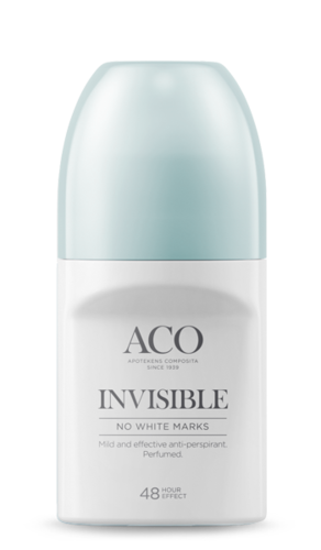 ACO Invisible 48 h antiperspirantti 50 ml