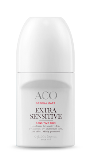 ACO SPC Extra Sensitive 24 h deodorantti 50 ml