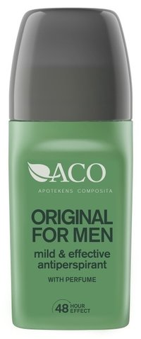 ACO For Men Original Antiperspirant 50 ml