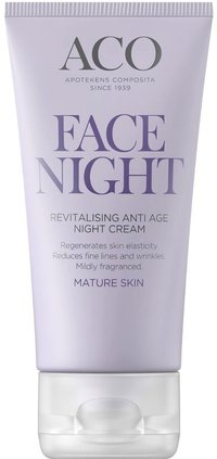 ACO Revitalising Anti Age Night Cream 50 ml