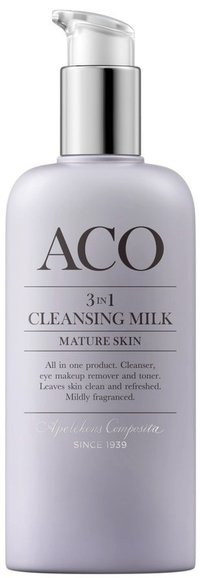 ACO 3in1 Cleansing Milk 200 ml