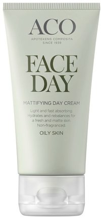 ACO Mattifying Day Cream - rasvoittunut iho 50 ml