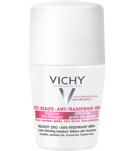 Vichy Beauty antiperspirantti 48h 50 ml