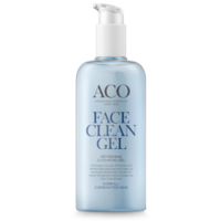 ACO Face Clean Gel - normaali iho 200ml