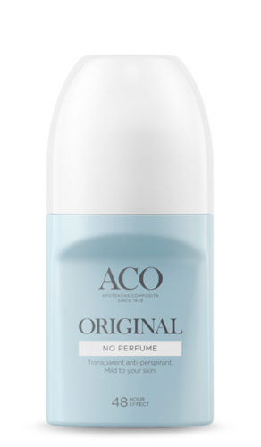 ACO Orginal 48 h hajusteeton antiperspirantti 50 ml