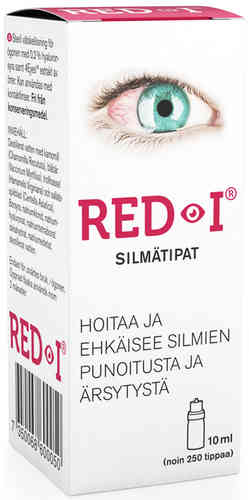 Red-I silmätipat 10 ml