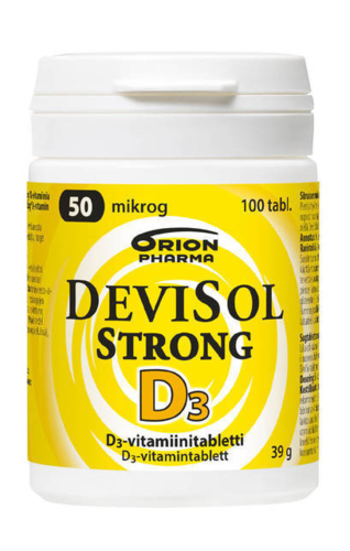 DeviSol Strong 50 µg *