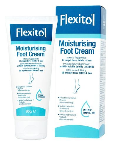 Flexitol Moisturising Foot Cream 85 g