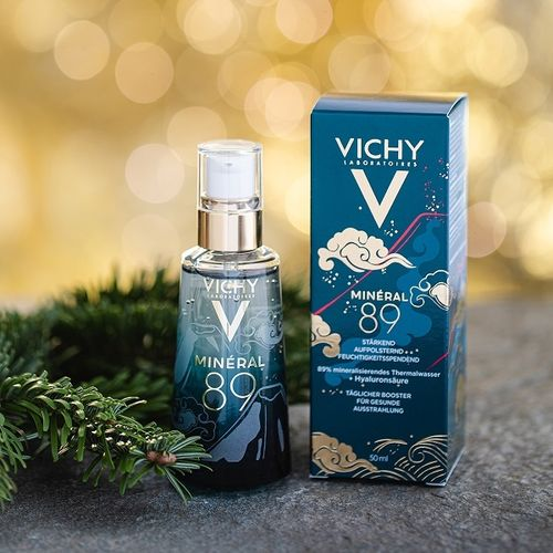 Vichy Mineral89 -tiiviste 50 ml - LIMITED EDITION