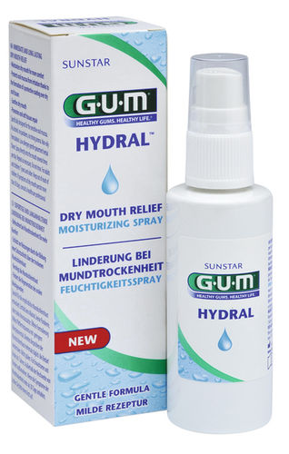 GUM Hydral Spray 50 ml