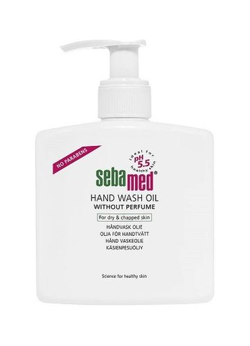 Sebamed Hand Wash Oil 250 ml