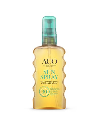 ACO Sun Transparent Spray 175 ml