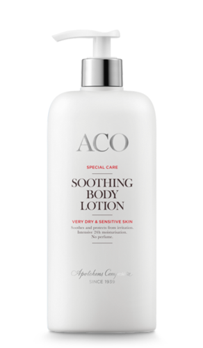 ACO SPC Soothing Body Lotion 400 ml