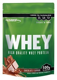 Whey Protein Chocolate 500 g