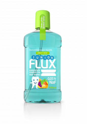 Flux Junior Fruit Mint 500 ml