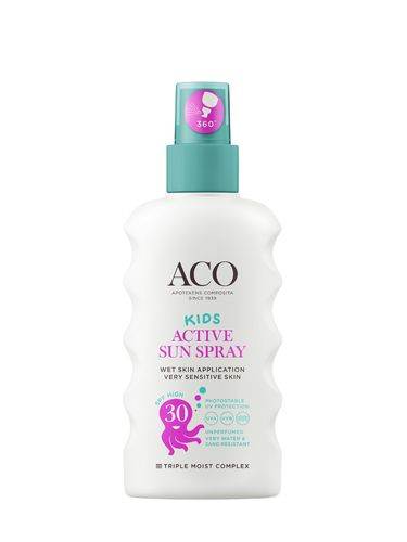 ACO Kids Active Sun Spray SPF 30 175 ml