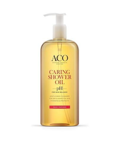 ACO Caring Shower Oil 400 ml