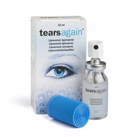 Tears Again silmäsuihke 10 ml
