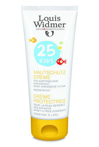 Louis Widmer Kids Skin Protection cream SK25 100 ml