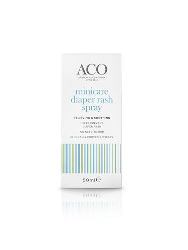 ACO Minicare Diaper Rash spray 50 ml