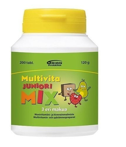 Multivita Juniori MIX *