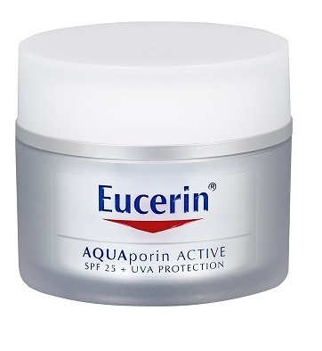 Eucerin AQUAporin Active SPF 25 + UVA 50 ml