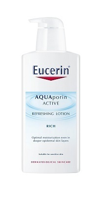 Eucerin AQUAporin Active Lotion Rich 400 ml