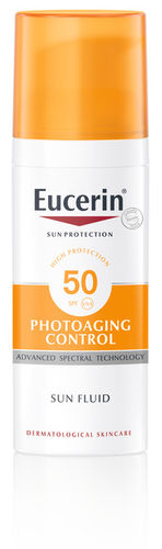 Eucerin Photoaging Control Sun Fluid SPF 50, 50 ml